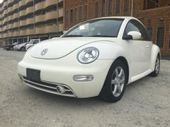 VW ニュービートル社外アルミ サンルーフ ETC