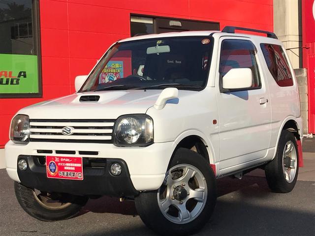 スズキ XC・ナビ・ETC・4WD
