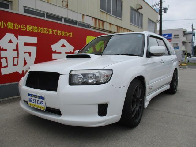 スバル STiバージョン 4WD タイミングベルト交換済 18インチ