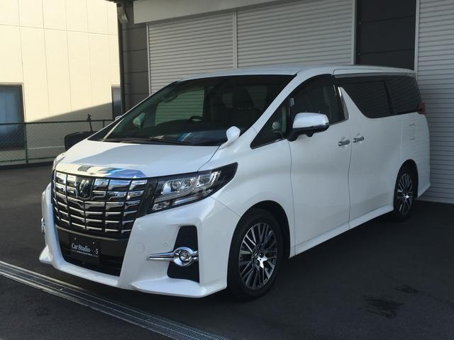 トヨタ 2.5S C 本革シート 全周囲モニター 後席モニター付