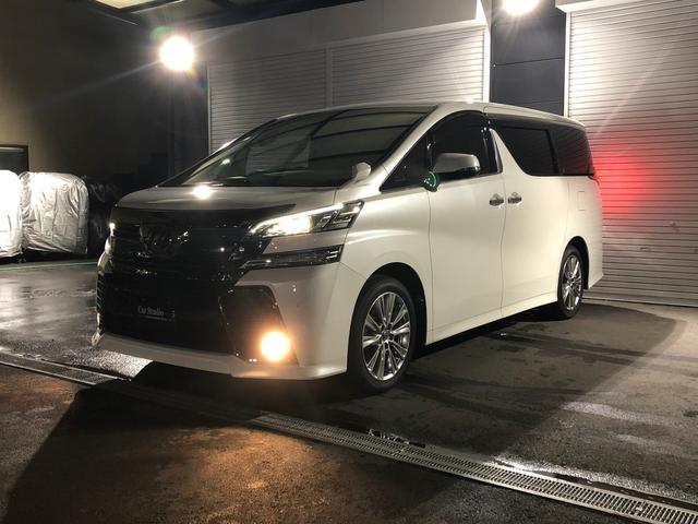 トヨタ 2.5Z Aエディション ゴールデンアイズ コンセント付