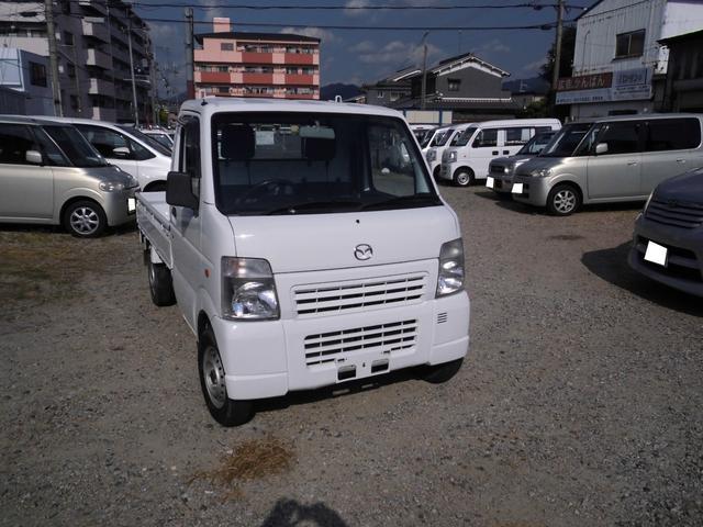 マツダ スクラムトラック KC農繁 (車検整備付)