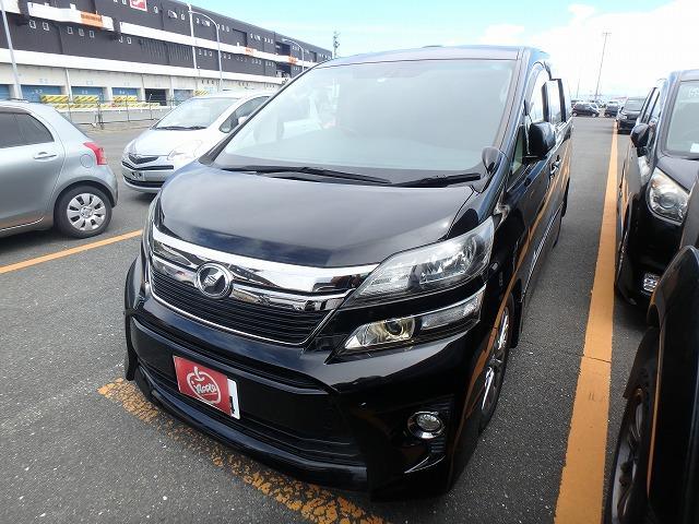 トヨタ 2.4Z ゴールデンアイズ ツインサンルーフ 両側パワスラ