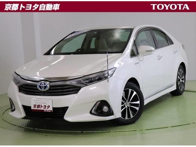 トヨタ G SDナビ バックモニター フルセグTV ブルーレイ再生
