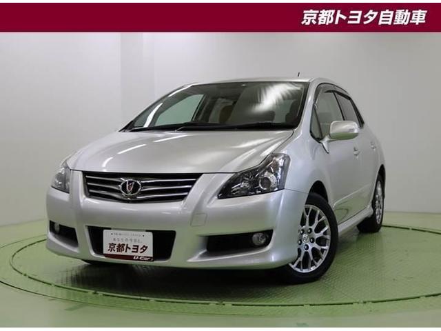 トヨタ G バージョンL HDDナビ 本革シート ナビ ETC