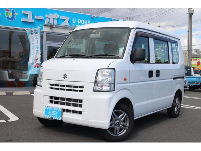 「スズキ」「エブリイ」「コンパクトカー」「滋賀県」の中古車