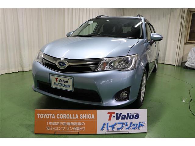 「トヨタ」「カローラフィールダー」「ステーションワゴン」「滋賀県」の中古車