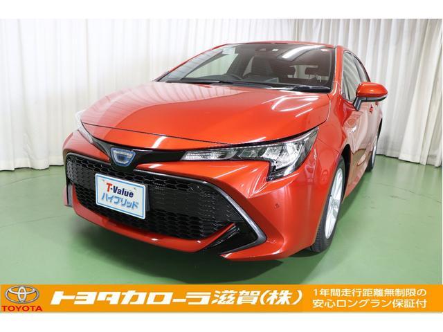 「トヨタ」「カローラスポーツ」「コンパクトカー」「滋賀県」の中古車