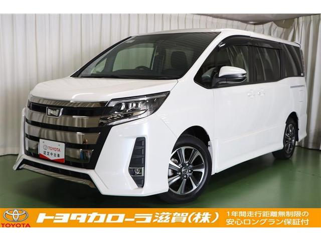 トヨタ ノア Si 純正アルミ LEDヘッドライト 車内抗菌防臭施工済み