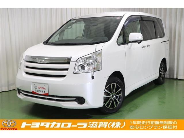 トヨタ ノア X スマートエディション メモリーナビ・バックカメラ・ETC