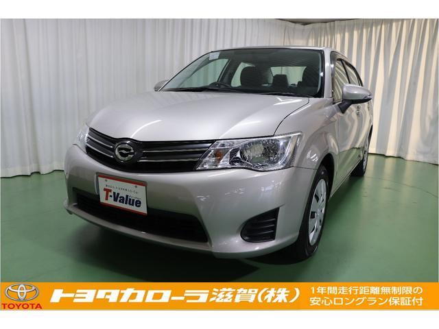 「トヨタ」「カローラアクシオ」「セダン」「滋賀県」の中古車