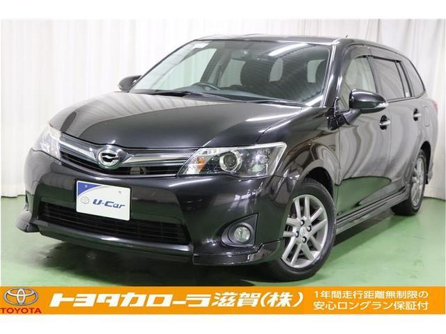 トヨタ 1.8S エアロツアラー・ダブルバイビー メモリーナビ付