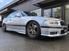 BMWM3クーペアルミドア車高調チタンマフラーRAYSアルミ