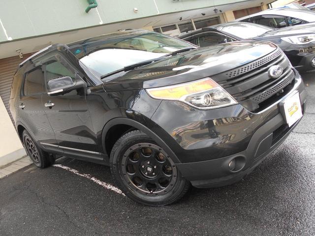 「フォード」「フォード エクスプローラー」「SUV・クロカン」「大阪府」の中古車