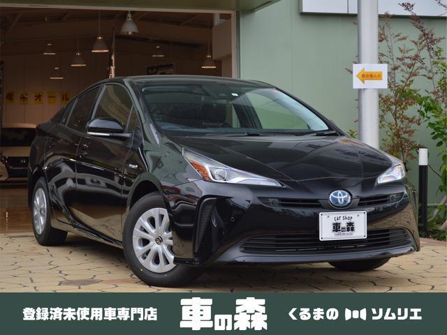 トヨタ S 登録済未使用車 セーフティS クリアランスS レーダーS