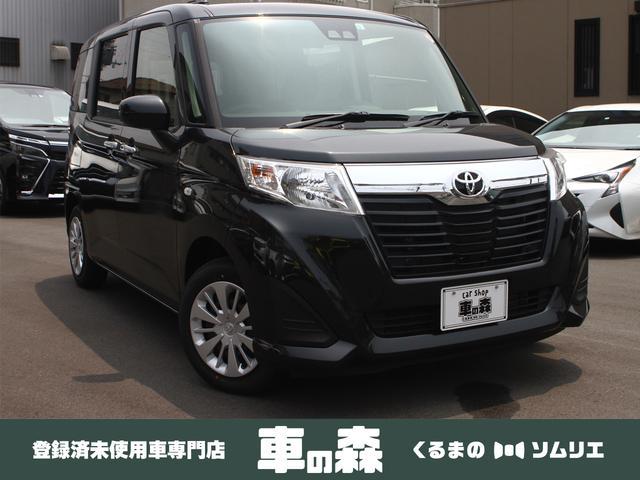 """トヨタ X""""S"""" 登録済未使用車 スマアシIII 左側パワスラ"""