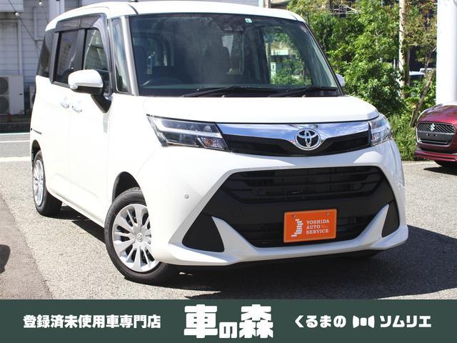 トヨタ G-T 登録済未使用車 純正ナビ バッカメ LEDライト