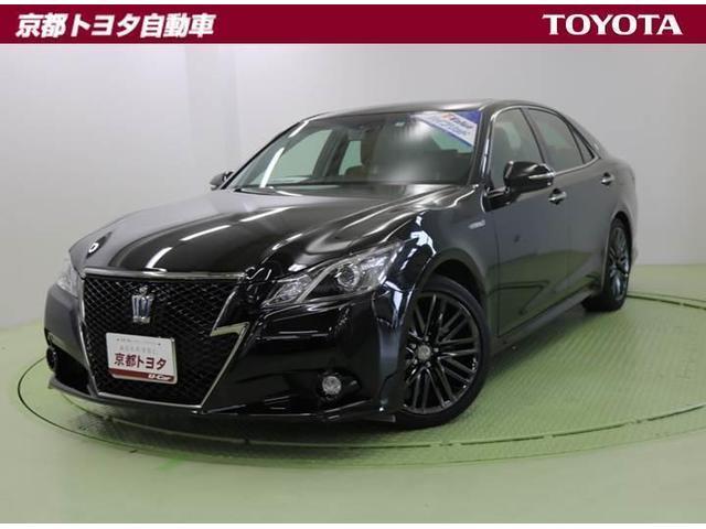 トヨタ アスリートS BS L 純正アルミホイール 本革シート CD