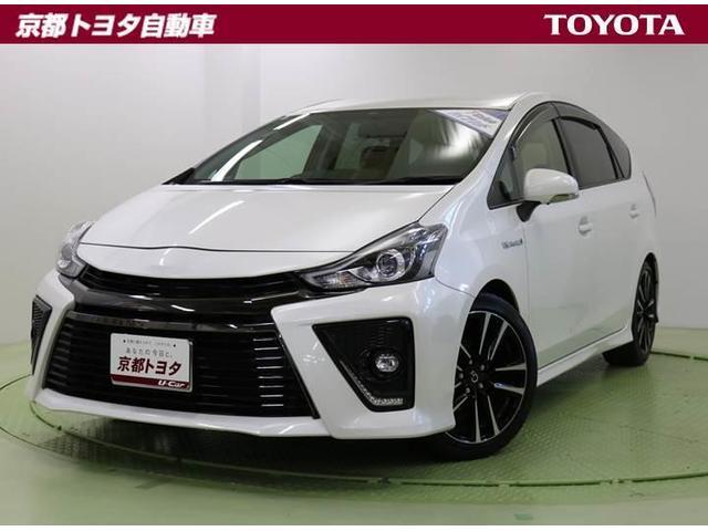 トヨタ Sツーリングセレクション・G's フルセグTV ETC