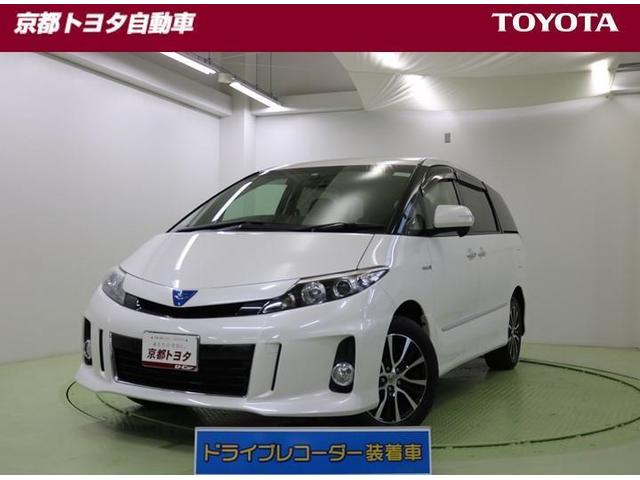 トヨタ アエラス 両側電動スライドドア クルコン ETC HDDナビ
