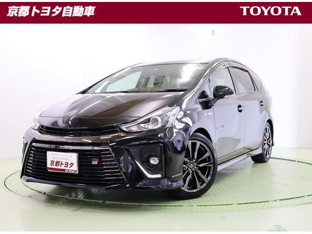 トヨタ Sツーリングセレクション・GRスポーツ SDナビ Bカメラ