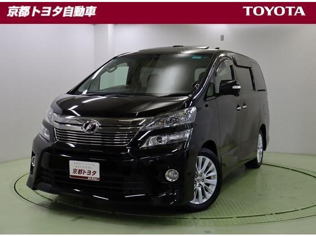トヨタ 2.4Z ツインムーンルーフ HDDナビ リアモニター