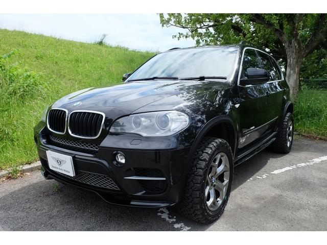BMW X5  7人乗り リフトアップ