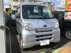 サンバーバントランスポーター AC AT 軽バン TV ナビ