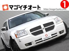 ダッジ マグナムSXT3.5V6 左H XYZ車高調 22インチAW HID