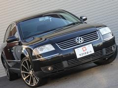 VW パサートV5 社外19インチアルミ ETC 2.3L 希少エンジン