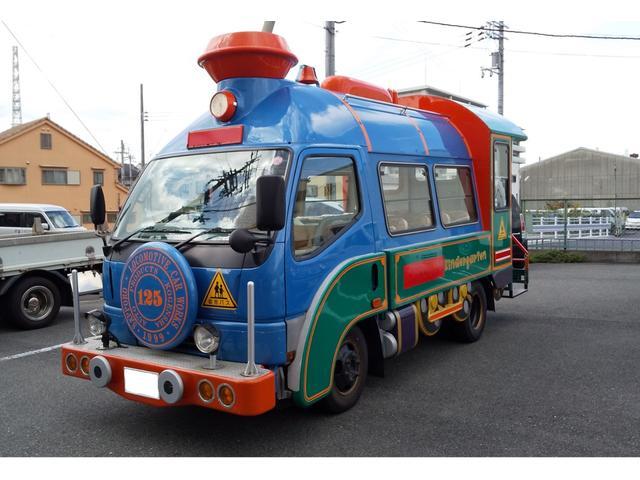 三菱ふそう キャンター 園児バス ワンオーナー NOX.PM適合 AT