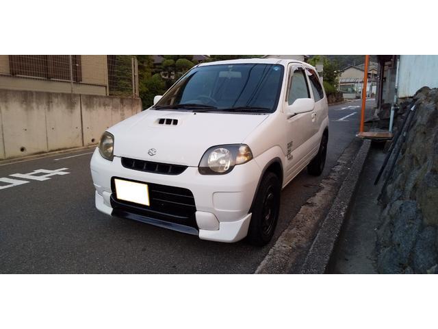 スズキ Kei Xタイプ 5速MT インタークーラーターボ