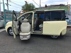 シエンタG 福祉車両 エアコン インパネCVT 7名乗り パワステ