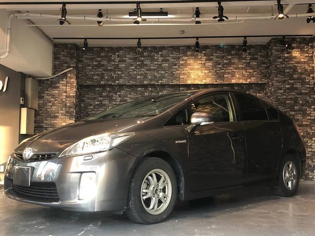 トヨタ S LEDエディション純正ナビBカメラ シートカバーアルミ