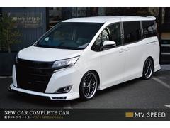 ノアSi 7人 ZEUS新車カスタムコンプリート ローダウン