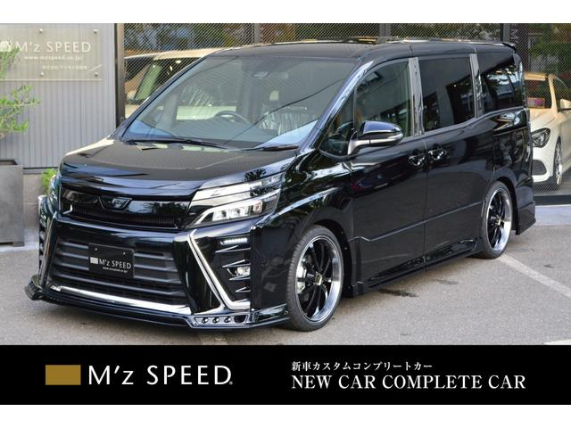 トヨタ ZS 7人乗 ZEUS新車カスタムコンプリート ローダウン