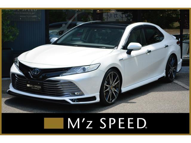 トヨタ HV-G ZEUS新車カスタムコンプリートカー ローダウン