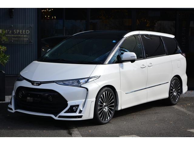 トヨタ アエラス 8人乗 ZEUS新車カスタムコンプリートローダウン