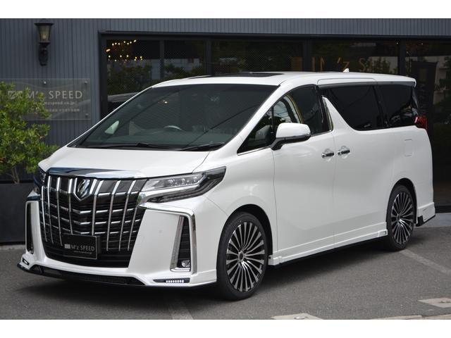 トヨタ エグゼクティブラウンジS ZEUS新車カスタムコンプリート