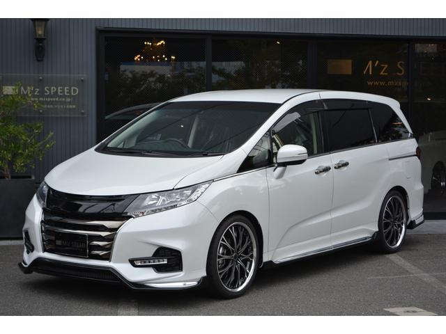 ホンダ 4WD アブソルート センシング付 ZEUS新車コンプリート