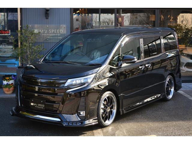 トヨタ Si 7人乗 ZEUS新車カスタムコンプリート ローダウン