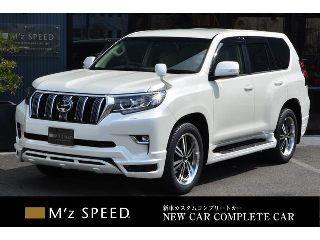 トヨタ ランドクルーザープラド TX5人乗 ZEUS新車カスタムコンプリートカー