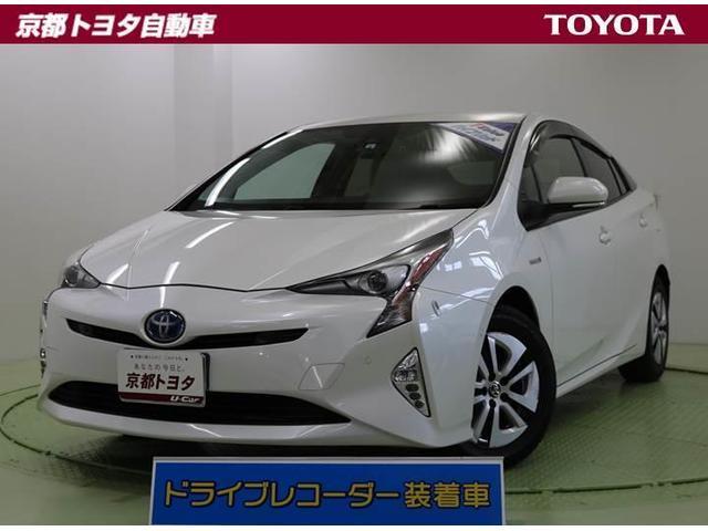 トヨタ A ドライブレコーダー 純正7インチSDナビ フルセグTV