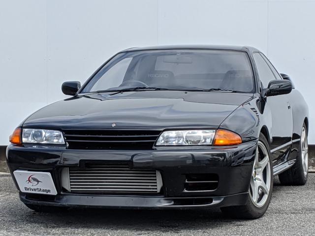 GT-R レカロシート/車高調/NISMOメーター/マフラー