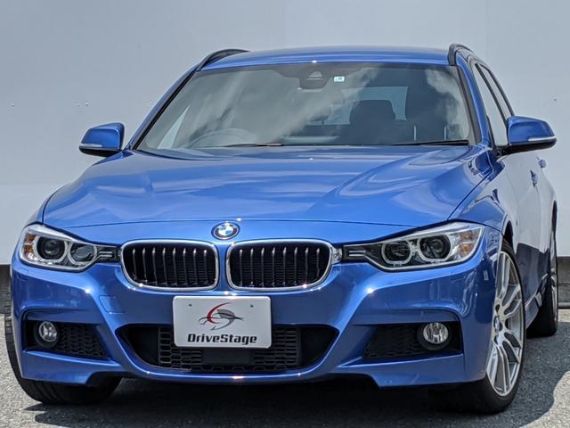 BMW 320dツーリング Mスポーツ ナビETC/追従/1オーナー