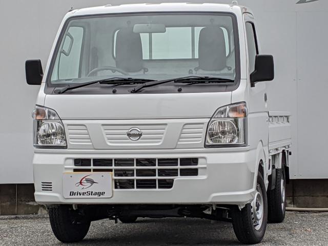 日産 NT100クリッパートラック DX 届出済未使用車/エアバック/デュアルエアバッグ/エアコン/パワステ