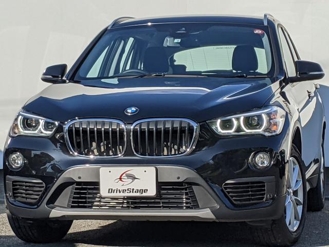 BMW xDrive 18d 禁煙1オーナー/パワーシート/純正ナビ/パーキングセンサー/LEDヘッドライト/Bluetooth/ETC/音楽録音/USB/後席USB/17inアルミ/インテリキー/車検整備付き