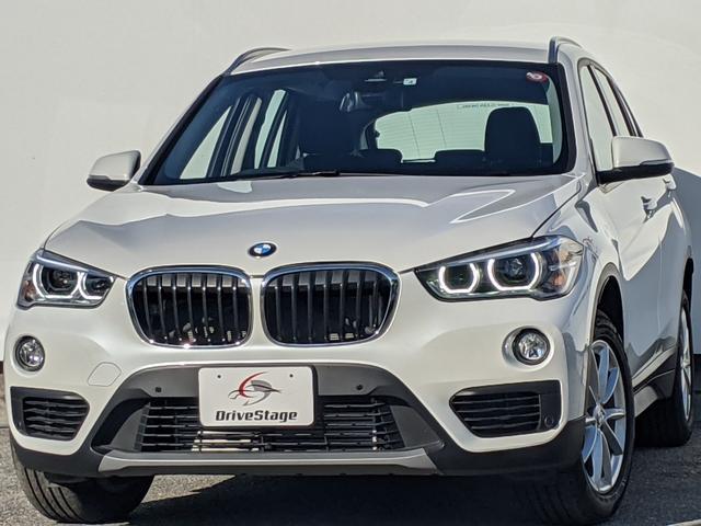 BMW xDrive 18d 純正ナビ/4WD/バックカメラ/LEDヘッドライト/衝突軽減/禁煙車/1オーナー/Bluetooth/スマートキー/純正17インチアルミ/ETC