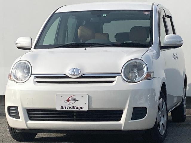 トヨタ シエンタ X Lパッケージ 禁煙車/フルセグナビ/Bluetooth/DVD再生/USB/ETC/電動スライドドア/HID/7人乗り/ウィンカーミラー/ユーザー買取車/車検整備付き