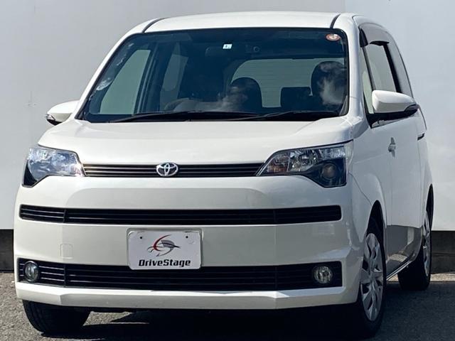 スペイド(トヨタ) X 純正SDナビ・地デジ/禁煙車/HID/スマートキー/ETC/バックカメラ/DVD/CD/ドライブレコーダー/Bluetooth/オートエアコン/左側オートスライドドア 中古車画像